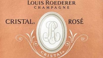 Crystal Rosé vintage 2009