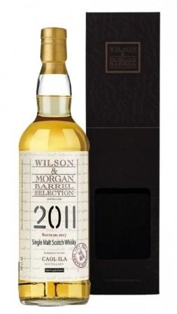 Single Malt Scotch Whisky Caol Ila 2011 Wilson&Morgan Barrel Selection