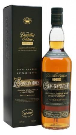 Cragganmore Speyside Single Malt Scotch Whisky Distillers Edition