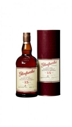 Single Malt Scotch Whisky Glenfarclas 15 anni