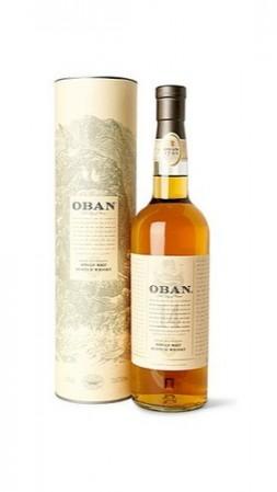 Single Malt Scotch Whisky Oban 14y
