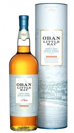 Single Malt Scotch Whisky Oban Little Bay