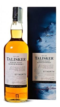 Single Malt Scotch Whisky Talisker 57° North