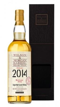 Single Malt Scotch Whisky Bunnahabhain 2014 Wilson&Morgan Barrel Selection