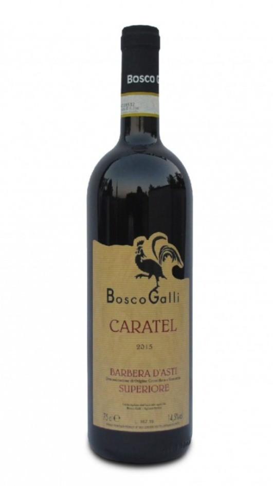 """""""Caratel"""" Barbera d'Asti Superiore 2015"""
